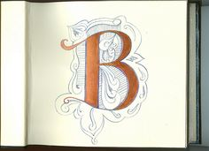 hand lettered monograms - Google Search