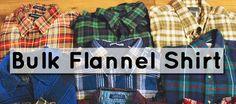 Leading Trendy Flannel Shirt Manufacturer,Wholesaler & Supplier for mens & womens.