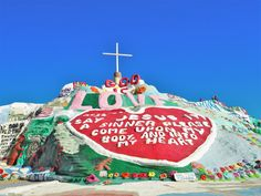 Salvation Mountain: A Special Road Trip