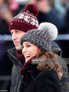 Chris Jackson (@ChrisJack_Getty) on Twitter: Visit to Sweden, January 30-31, 2018-William and Kate