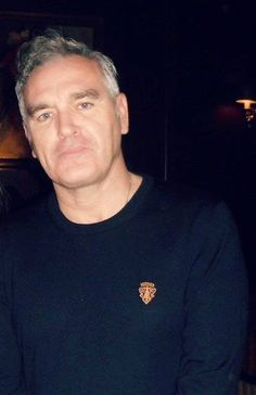#Morrissey at the Hotel Miraflores Park Plaza in Lima Peru