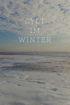 Sylt im Winter – ohne Worte