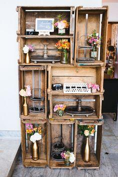 casamento criativo publicado no blog de casamento Colher de Chá Noivas