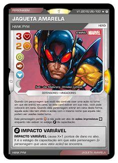 Fabian Balbinot - MagicJebb: Marvel Battle Scenes - Ele também estava em cena e...