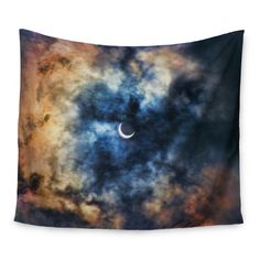 Night Moves by Bruce Stanfield Wall Tapestry | Wayfair