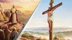 What is the essential difference between the work of God and the work of man? Bible Lessons For Kids, Bible For Kids, True Faith, Faith In God, Christian Videos, Christian Christian, Saint Esprit, The Descent, Kingdom Of Heaven
