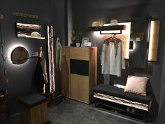 """Keitel-Gloss GmbH 🇦🇹 on Instagram: """"Bald ist die neue Auflage unserer Natur Pur Kollektion zu haben😊  #massivholz #nature #rinde #wood #exclusive #garderobe #vorraum #wohnen…"""" Entryway, Furniture, Instagram, Home Decor, Coat Storage, Wood, Homes, Homemade Home Decor"""