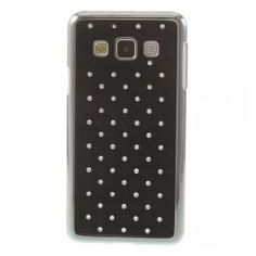 Galaxy A3 mustat luksus kuoret A3, Galaxies, Samsung Galaxy, Phone Cases, Iphone, Phone Case