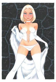 bruce timm art - Google Search