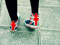 Union Jack Converse. A good fit.