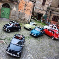 Fiat 500 Punti di vista!!! #Padgram