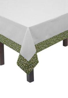 Toalha de Mesa Retangular Cantinho do Artesanato Passarinho Verde/Branco – Cantinho do Artesanato - http://batecabeca.com.br/toalha-de-mesa-retangular-cantinho-do-artesanato-passarinho-verdebranco-cantinho-do-artesanato-dafiti.html