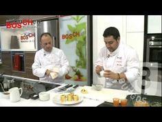 """Antonio Arrabal cocinando en BOSküCHen en nuestro espacio televisivo """"Más Cocina"""""""