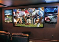 Six Important Home Theater Trends. Learn more about home theater at www.homecontrols.com.