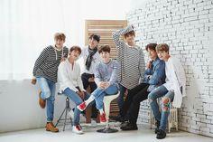 BTS Family Photo's~ 2017 BTS FESTA Day 10! What a family! ❤ #BTS #방탄소년단