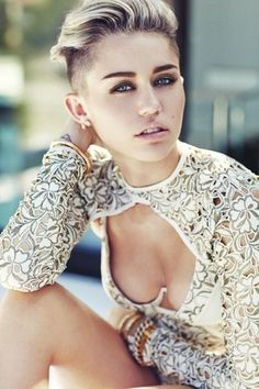 Miley Cyrus - what a transformation!
