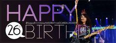 HAPPY HAPPY 26TH BIRTHDAY MY JAPANESE CRUSH! Haruna Ono of SCANDAL