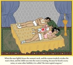 GALLERY: Hilarious Kama Sutra Comic Strips For Married Couples