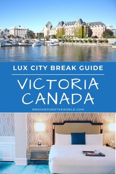Looking for ideas of things to do in Victoria BC? Here is my one-day guide to Victoria Vancouver Island, Canada. | Mrs O Around the World #Travel #TravelTips #Canada | places to visit in canada | canada vacation spots | best places in canada | best of canada travel | canada travel inspiration | victoria canada things to do in Canada Canada, Canada Travel, Dream Vacations, Vacation Spots, Travel Ideas, Travel Inspiration, Fairmont Empress, Travel Around The World, Around The Worlds