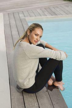 North Fashion: POŁUDNIOWOAFRYKAŃSKI ANIOŁEK VICTORIA'S SECRET - CANDICE SWANEPOEL