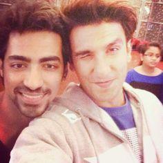 Ranveer Singh's 'selfie' moment   PINKVILLA