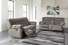 Ashley Reclining Sofa only $598! Quality Bedding And Furniture has the Best selection and prices on Reclining Furniture . #ashleyfurniture #recliners #Livingroomfurniture  www.qualitybeddingfurniture.com