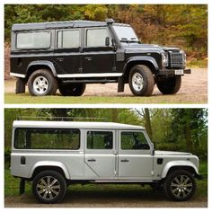 For a proper send off: A Land Rover Defender hearse converted by Bolton firm Coleman Milne