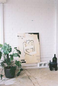 Abstract Art Painting, Art Painting, Abstract Painting, Art Painting Acrylic, Art, Painting Art Projects, Abstract, Diy Art, Aesthetic Art