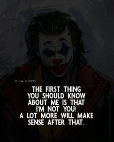 Words of Wisdom: Top 5 Motivational Quotes - Huisdecoratie 2019 Cute Attitude Quotes, Good Life Quotes, True Quotes, Words Quotes, Wisdom Quotes, Motivational Quotes, Inspirational Quotes, Sayings, Heath Ledger Joker Quotes
