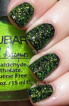 The PolishAholic: Nubar Crushed Candy Collection Swatches