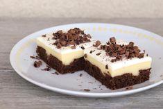 Pudingový zákusok, Zákusky, recept | Naničmama.sk Tiramisu, Cheesecake, Deserts, Dessert Recipes, Food And Drink, Pie, Pudding, Sweets, Ethnic Recipes