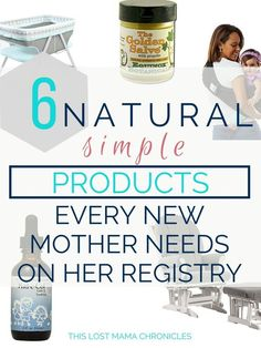 First Time Mama Must-Haves for your first Six Months with Baby. Wonder what you will REALLY use when baby comes? - This Lost Mama #babyneeds #babytips #postpartumtips #pregnancy #birth #babymusthaves
