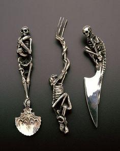 Gothic Cutlery                                                                                                                                                     Mehr