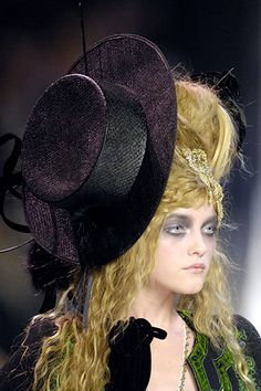 Christian Lacroix, Autumn/Winter 2007, Couture