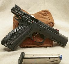 CZ 75 SP01 Shadow Line.Loading that magazine is a pain! Get your Magazine speedloader today! http://www.amazon.com/shops/raeind