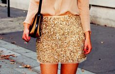 Sequined Skirt. IDK where can i find this. :||| Can someone tell me?