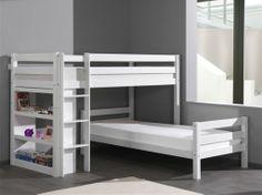 Idées pour lits superposés dans chambres sousdimensionnées