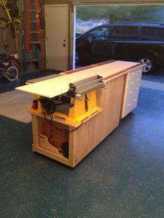 modular workbench plans