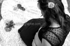 A. / En attendant bébé... #grossesse #portrait