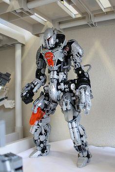 AFOL Convention  KOBE JAPAN  May. 27, 2012    via Flickr #lego #mech