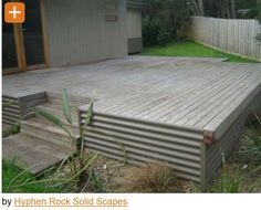 Deck Skirting Ideas - Surf pictures of Deck Skirting. Locate suggestions and also inspiration for Deck Skirting to contribute to your personal home.