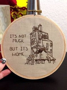 Image result for harry potter embroidery