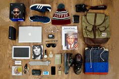 Essentials: Mark Haddon of Haddon PR | Hypebeast
