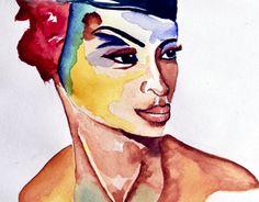 """Check out new work on my @Behance portfolio: """"Ilustración en acuarelas"""" http://be.net/gallery/51304763/Ilustracion-en-acuarelas"""