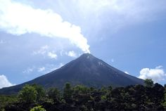 Arenal Volcano National Park - walk Sendero Coladas over a lava flow, stop at El Mirador lookout, and view the volcano at night (from the dirt road outside the park or by setting up a night tour). can also set up combo tour with visit to a hot spring.