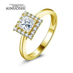 AINUOSHI 10K Solid Yellow Gold Wedding Halo Ring Lover Promise Anel de ouro Princess Cut Simulated Diamond Women Engagement Ring,   Engagement Rings,  US $105.56,   http://diamond.fashiongarments.biz/products/ainuoshi-10k-solid-yellow-gold-wedding-halo-ring-lover-promise-anel-de-ouro-princess-cut-simulated-diamond-women-engagement-ring/,  US $105.56, US $100.28  #Engagementring  http://diamond.fashiongarments.biz/  #weddingband #weddingjewelry #weddingring #diamondengagementring…