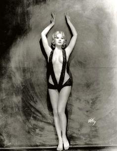 Before Cher; Ziegfeld girl Faith Bacon