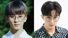 Mark Lee, Round Glass, Culture, Glasses, Models, Fashion, Eyewear, Templates, Moda