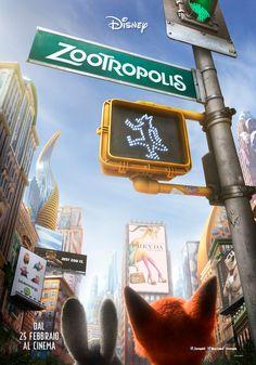 ZOOTROPOLIS STREAMING E DOWNLOAD FILM ITA 2016 HD