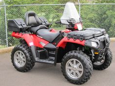 Would love to have a fun machine like this one! 2011 Polaris Sportsman 550 Touring EPS 105187195